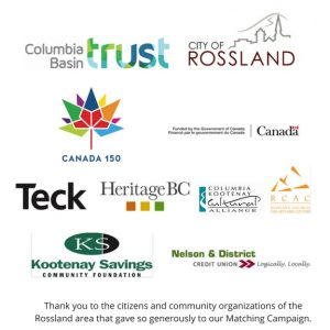 Rossland_Miners_Hall_Sponsors